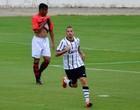 Gabriel Vasconcelos gol Corinthians Flamengo-SP sub-20 TR Martins Pereira