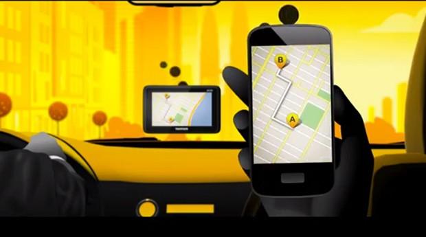 taxi (Foto: Divulgação)