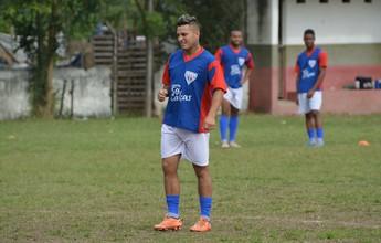Willians prega união para Usac voltar a vencer e mira primeiro gol pelo time