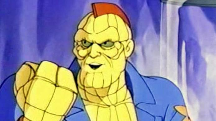 O vilão Duke Nukem de Capitão Planeta não teve chances contra o Duke real (Foto: captainplanet.wikia.com)
