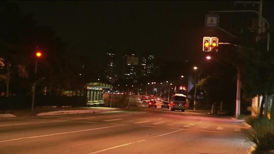 Número de semáforos quebrados em SP cresceu 80% nos quatro primeiros meses desse ano