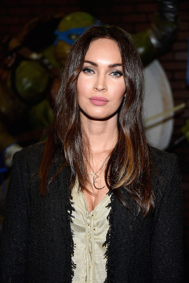 Megan Fox agora é embaixadora de marca de lingerie (Foto: Getty Images)