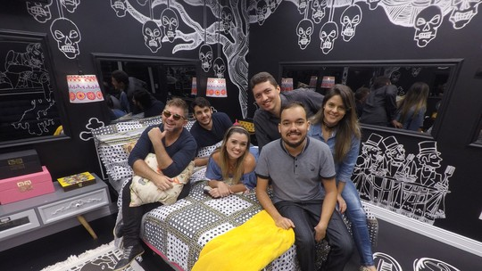 Vencedor da promoção Airbnb curte experiência inesquecível na casa do BBB17