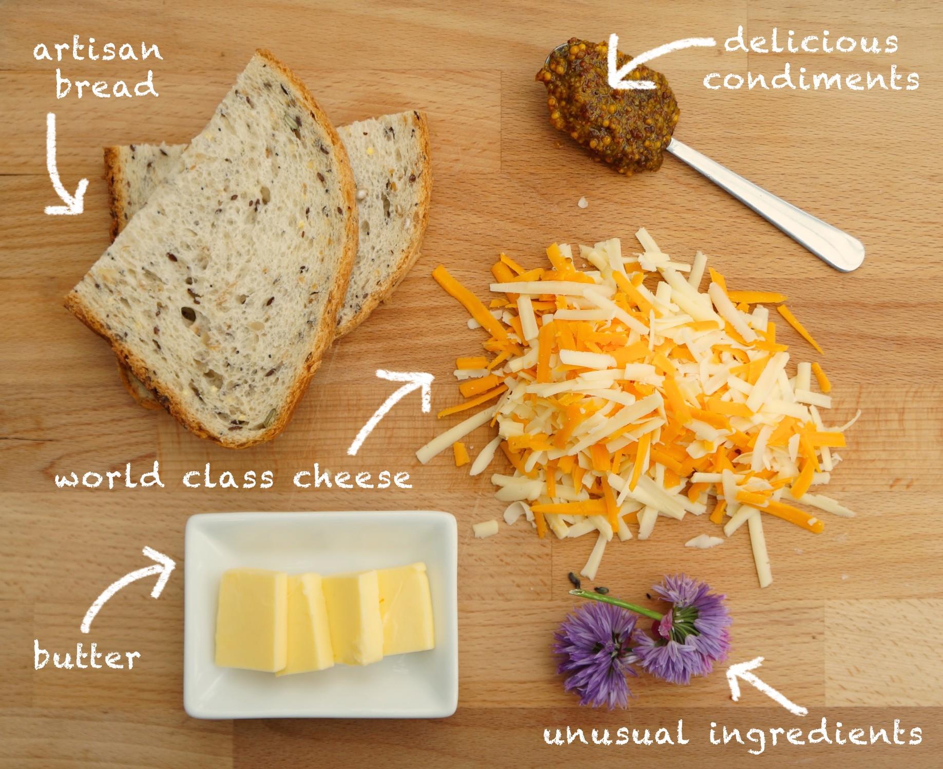 Primeiro serviço de queijo-quente por assinatura do mundo abre no Reino Unido | Molho inglês
