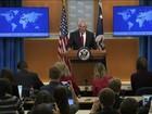 Trump demite secretário de Estado Rex Tillerson por rede social