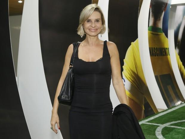 """Paula Burlamaqui na estreia do filme """"Giovanne Imprortta"""" (Foto: Roberto Filho / AgNews)"""