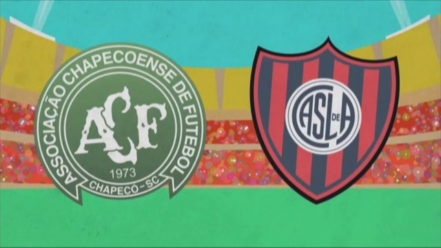 Chapecoense joga pela Sul-Americana nesta quarta (Foto: RBS TV/Divulgação)