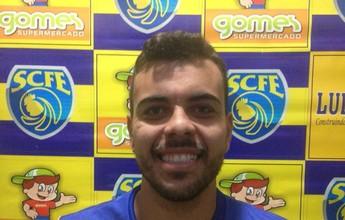 Sampaio Corrêa-RJ acerta com lateral Jofre, ex-Portuguesa, para a Copa Rio