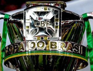 taça Copa do Brasil final (Foto: Getty Images)