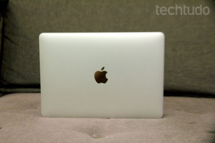 macbook 2015 (Foto: Carol Danelli/TechTudo)