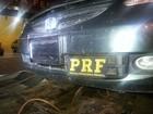 Veículo argentino é flagrado com dispositivo eletrônico para cobrir placa