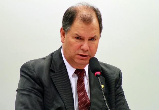 O deputado federal Alceu Moreira (PMDB-RS) (Foto: Marília França/Agência Brasil)