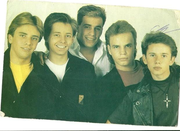 Grupo Polegar (Foto: Reprodução/Facebook)