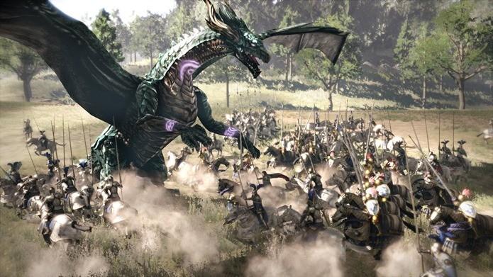 Modo Nightmare é o destaque com a possibilidade de enfrentar criaturas míticas como dragões (Foto: Divulgação)