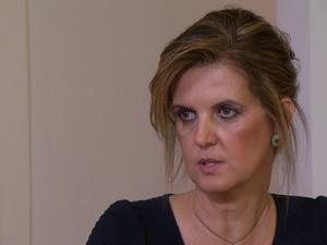 Venina entrevista Fantástico (Foto: Reprodução/TV Globo)