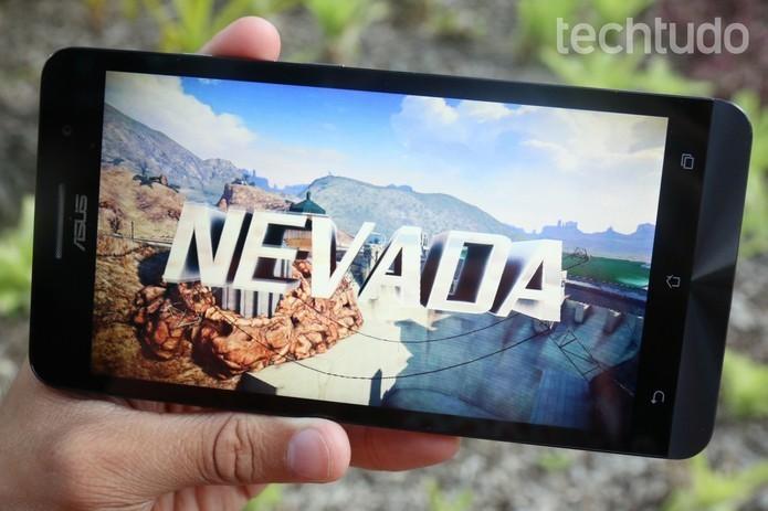 Zenfone 6 tem câmera traseira de 13MP