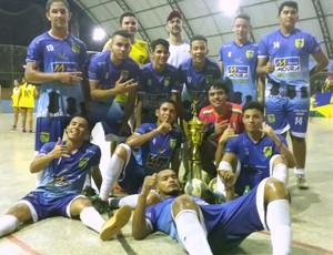 Evolution vence Torneio Interestadual de Futsal (Foto: Evolution/ Divulgação)