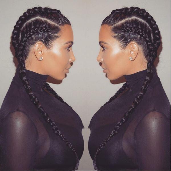 Kim Kardashian (Foto: Reproduo/Instagram)