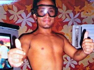 Luciano Rodrigues também foi assassinado  (Foto: Reprodução/Arquivo pessoal)