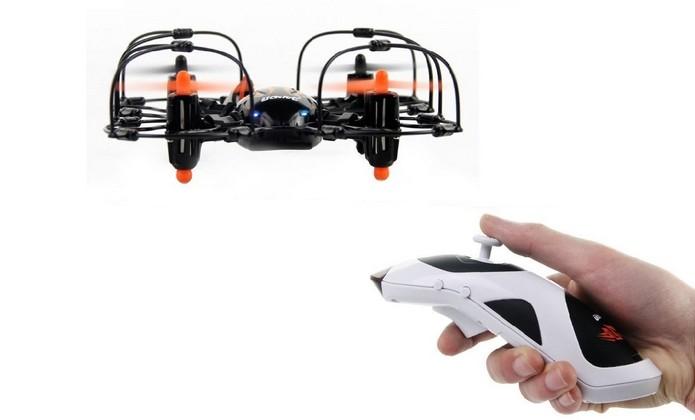 RC UFO, drone com controle de única mão (Foto: Divulgação/R/C)