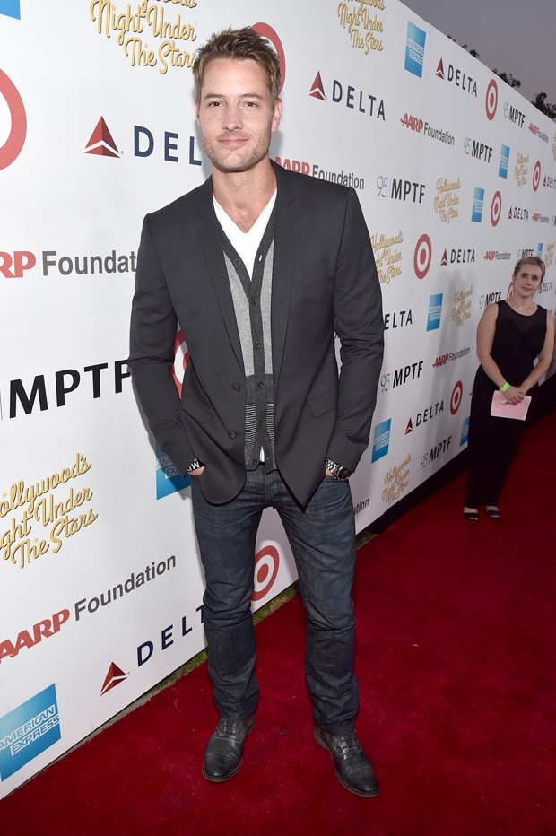 Justin Hartley (Foto: Getty Images)