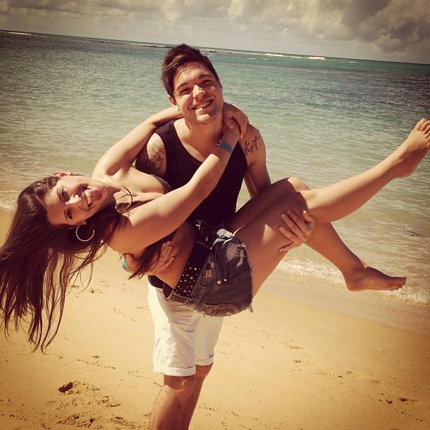Andressa e Nasser (Foto: Instagram/ Reprodução)