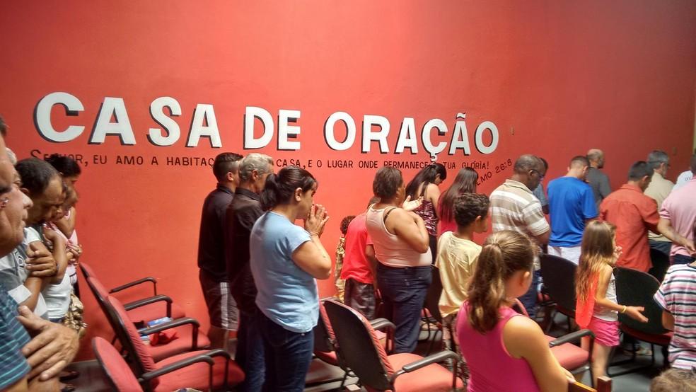 Suzane pode dar testemunho em Casa de Recuperação para ex-usuários de drogas em São Miguel Arcanjo, diz pastor (Foto: Arquivo Pessoal/Euclides Vieira)