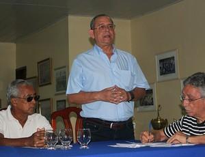 Mário Cortez (Foto: Adeilson Albuquerque/GLOBOESPORTE.COM)