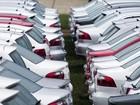 Produção de veículos recua 22,9% e é a menor para abril desde 2004