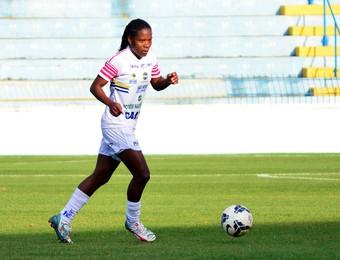Formiga São José futebol feminino (Foto: Danilo Sardinha/GloboEsporte.com)