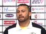 Acleisson elogia Marcelo Dias e celebra reencontro com Léo Souza