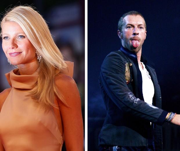 Chris Martin e Gwyneth Paltrow (Foto: Getty)