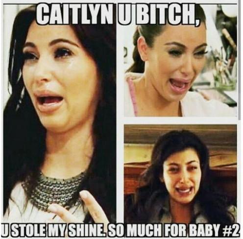 Memes de Caitlyn (Foto: Reprodução / Internet)