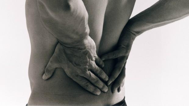 dor nas costas euatleta (Foto: Getty Images)