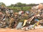 Moradores de Sorocaba reclamam de ecopontos tomados por lixo e entulho