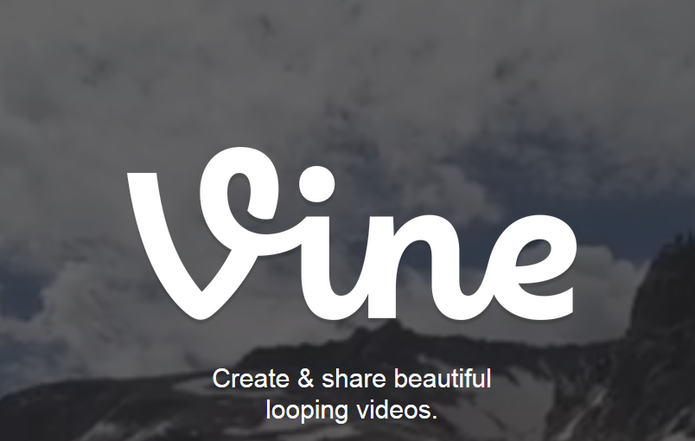Vine (Foto: Reprodução/Vine)