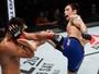 Em luta bastante equilibrada, Ray Borg vence Jussier Formiga por pontos