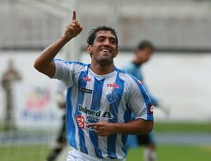 Luciano, zagueiro ex-Paysandu (Foto: Igor Mota)