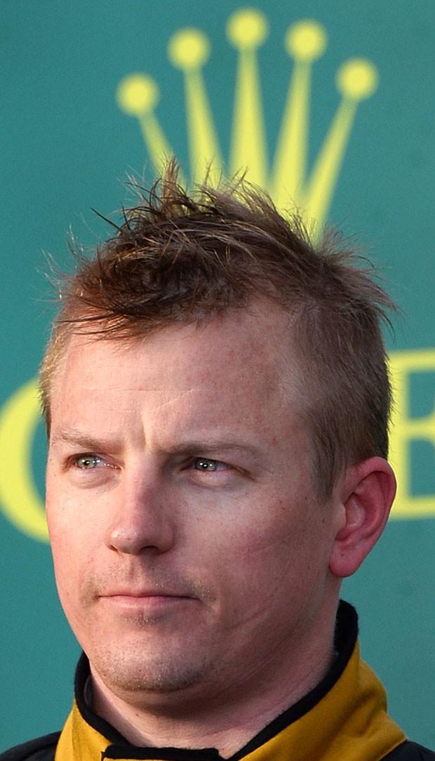 Kimi Raikkonen  formula 1 (Foto: AFP)