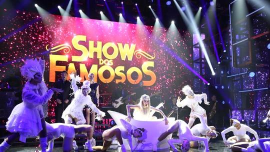 Luiza Possi comemora vitória no 'Show dos Famosos': 'Ganhei porque minha mãe veio'