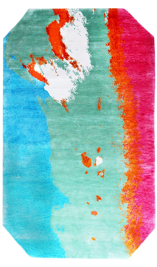 """Henzel Studio - """"Andy Warhol"""" Marilyn Maquette com design de Calle Henzel - valor inicial US$ 2.425 (Foto: Divulgação)"""