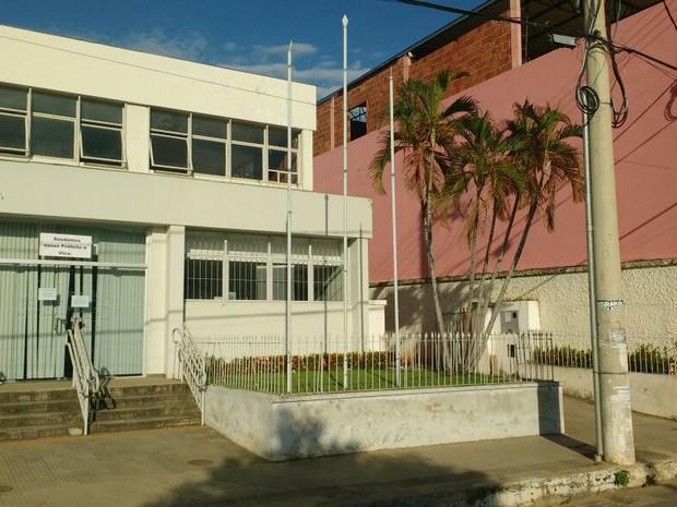 Prefeitura de Resplendor está fechada para atendimento ao público (Foto: Prefeitura de Resplendor/Assessoria de Comunicação Social)