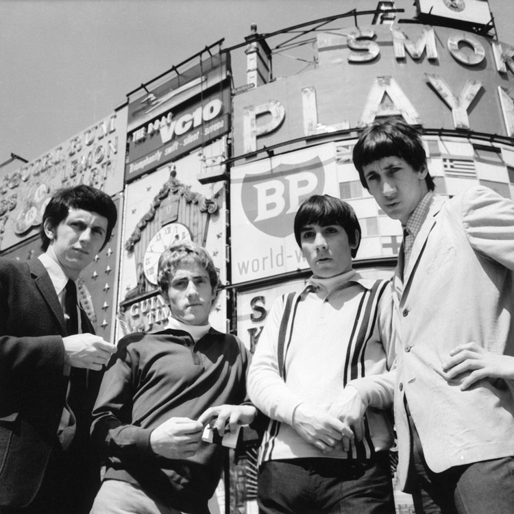 The Who (Foto: Foto: Divulgao)