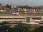 Aeroporto de Vitória tem atrasos após Congonhas ser fechado