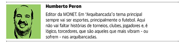 Assinatura_Arquibancada_Peron (Foto: Monet)