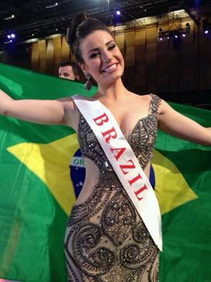 Julia Gama Miss Mundo Brasil (Foto: Divulgação/Miss Mundo Brasil)