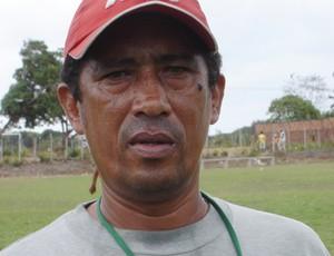 Beato Lopes, treinador de futebol, no Maranhão (Foto: Edivan Fonseca/O Estado)