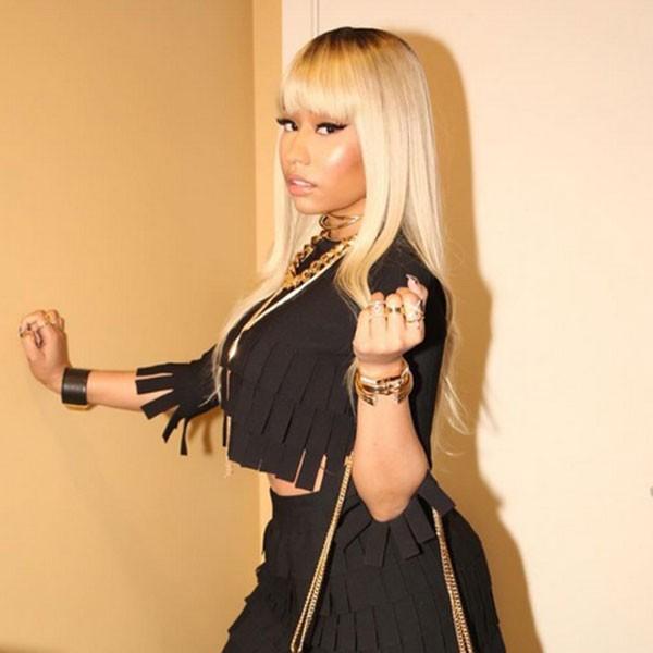 Nicki Minaj (Foto: Reprodução Instagram)