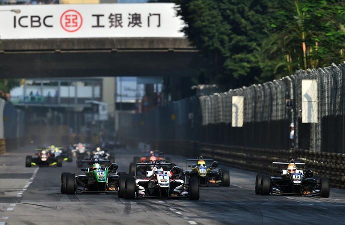 Largada do GP de Macau (Foto: Divulgação)