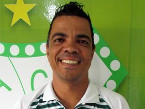 Atacante André Leonel chega para reforçar a Caldense (Foto: Assessoria de imprensa)